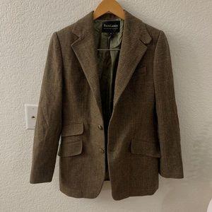 Ralph Lauren Collection Classic Wool Blazer